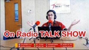 DOKTER MARKETING ON RADIO TALKSHOW